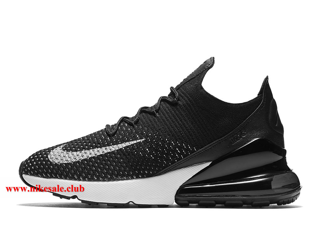 nike air max 270 flyknit blanche femme